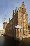 Fente de Frederiksborg Photographie stock