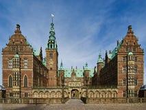 Fente de Frederiksborg Photos stock