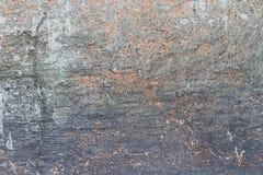 Fente grunge de stuc de mur de fond de texture Photographie stock
