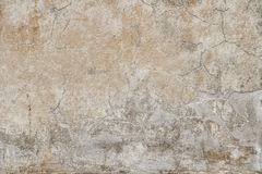 Fente grunge de stucoo de mur de fond de texture Photos libres de droits