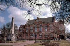 Fenton Town Hall Fotos de Stock Royalty Free