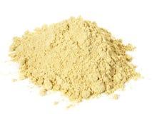 Fenugreek Powder - Healthy Nutrition royalty free stock photos