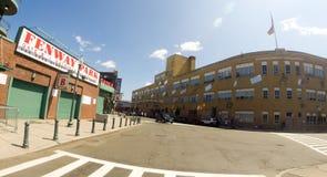 fenway парк Стоковые Изображения
