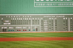 Fenway Photographie stock