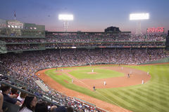 Fenway Baseball Park, Boston Royalty Free Stock Images