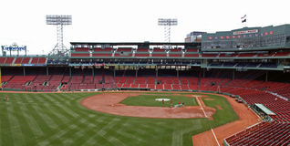 Fenway Park Stock Photography