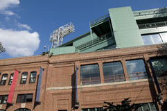 Fenway Park in Boston Stock Images