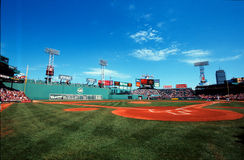 Fenway Park, Boston, MA Stock Images