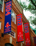 Fenway Park, Boston, MA Stock Photo