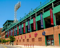 Fenway Park, Boston, MA Royalty Free Stock Image