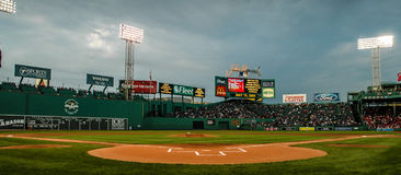 Fenway Park, Boston, MA. Stock Photos