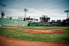 Fenway Park, Boston, MA Stock Photos