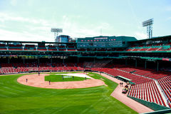Fenway Park, Boston, MA. Royalty Free Stock Images
