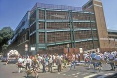 Fenway Park, Boston, Massachusetts Stock Photography