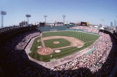 Fenway Park royalty free stock image