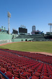 Fenway Park Left Field Royalty Free Stock Images