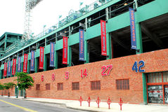 Fenway Park Legends Royalty Free Stock Images