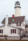 Fenwick Island Lighthouse Stock Image