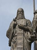 Feodor, the first bishop in Vladimir, Russia Stock Photos