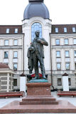 Feodor Shalyapin monument Stock Photo