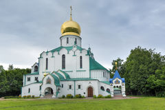 Feodorovsky domkyrka Royaltyfri Bild