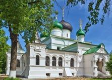 Feodorovsky Monastery, Pereslavl-Zalessky Royalty Free Stock Photography