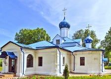 Feodorovsky Monastery, Pereslavl-Zalessky Royalty Free Stock Images