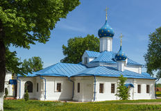 Feodorovsky Monastery, Pereslavl-Zalessky Stock Images