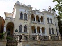 Feodosiya - ein historisches Gebäude Lizenzfreie Stockbilder