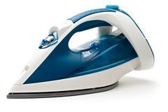 Fer électrique bleu Image libre de droits