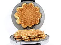 Fer de gaufre photos stock