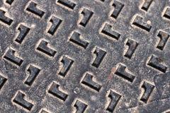 Fer de texture d'Acero photos libres de droits