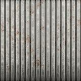 Fer ondulé rouillé illustration de vecteur