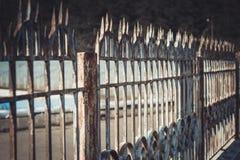 Fer travaillé Restriction de la liberté Photos libres de droits