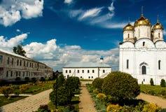 Ferapontov-Kloster Stockfotografie