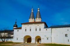 The Ferapontov monastery is a 15-18century. Vologda region.Russia. Royalty Free Stock Photo