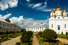 Ferapontov monastery. Mozhaisky Luzhetsky the Nativity of the virgin Ferapontov monastery Stock Photography