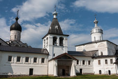 Ferapontov monastery, Russian north. Ferapontov monastery, one of the most famous russian monasteries Stock Images