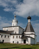 Ferapontov monastery, Russian north. Royalty Free Stock Image