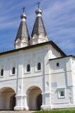 Ferapontovo, em julho de 2018 monastery vistas muito bonitas ao redor imagem de stock royalty free