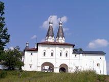 Ferapontovo - Klooster Stock Afbeelding