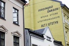 Ferdinand Larsen arkivbilder