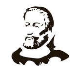 Ferdinand Magellan Retrato del vector Imágenes de archivo libres de regalías