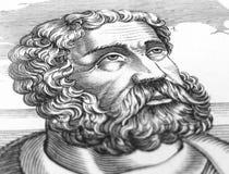 Ferdinand Magellan royaltyfria foton