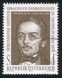 Ferdinand Ritter von Hebra fotos de archivo