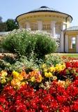 Ferdinand Spring Colonnade, Marianske Lazne Spa Royalty Free Stock Photography