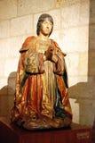 Ferdinand statue, Granada. Royalty Free Stock Photography