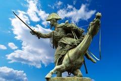Ferdinando di Savoia-Genova Monument - Torino Royalty Free Stock Image
