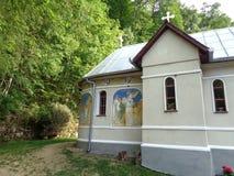 FEREDEU KLOOSTER - Arad, Roemenië stock fotografie