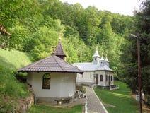 FEREDEU KLOOSTER - Arad, Roemenië stock afbeeldingen